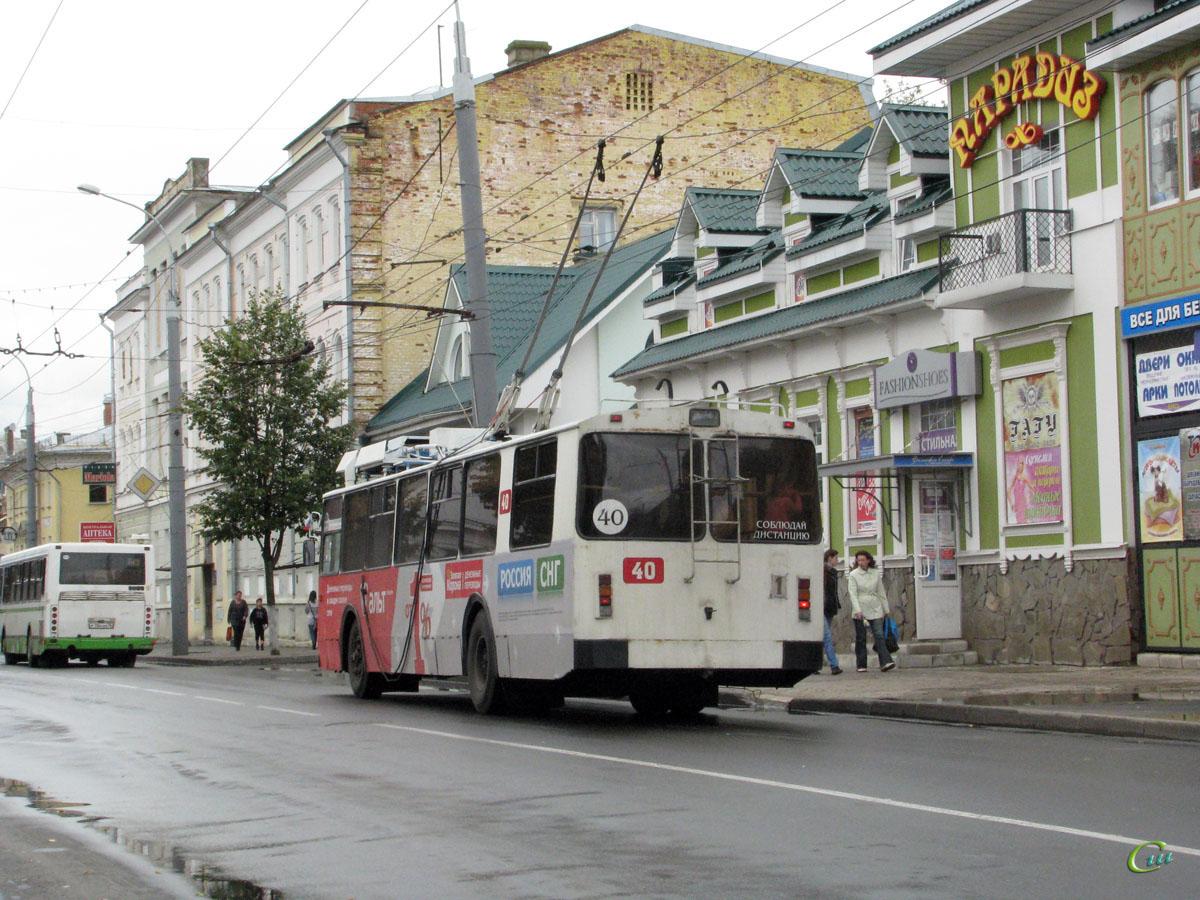 Рыбинск. ЗиУ-682 КР Иваново №40