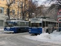 Москва. ЗиУ-682ГМ №4416, ТролЗа-5275.05 №4502