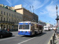 Санкт-Петербург. АКСМ-321 №3407