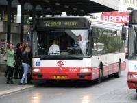 Прага. Renault Agora S/Karosa Citybus 12M AKA 19-15