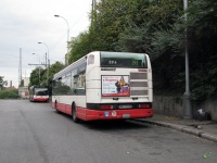 Прага. Renault Agora S/Karosa Citybus 12M 9A0 8896