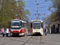 71-619КТ (КТМ-19КТ) №1234, Tatra T3SU №2663