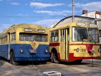 Нижний Новгород. МТБ-82Д №57, ЗиУ-5 №1247