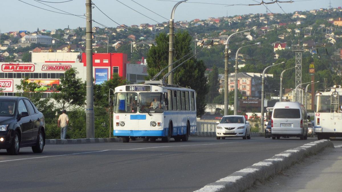 Новороссийск. ЗиУ-682Г-012 (ЗиУ-682Г0А) №10