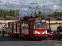 Санкт-Петербург. ЛВС-86К №3081