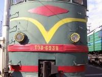 Ростов-на-Дону. ТЭ3-6938