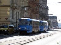 Прага. Tatra T3R.P №8392, Tatra T3R.P №8393