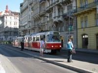 Прага. Tatra T3R.P №8554