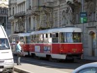 Прага. Tatra T3 №8302, Tatra T3 №8303