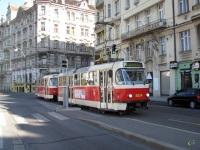 Прага. Tatra T3 №8524