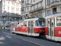 Прага. Tatra T3 №8525