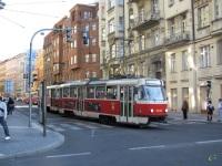 Прага. Tatra T3 №8432