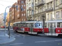 Прага. Tatra T3 №8433