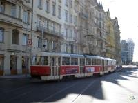 Прага. Tatra T3 №8432, Tatra T3 №8433