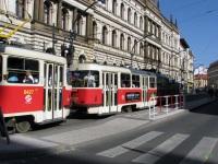 Прага. Tatra T3 №8426