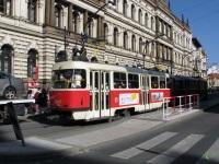 Прага. Tatra T3 №8427