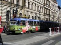 Прага. Tatra T3SUCS №7260