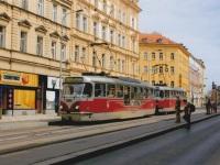 Прага. Tatra T3R.PLF №8260