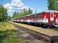 Санкт-Петербург. Малая октябрьская железная дорога