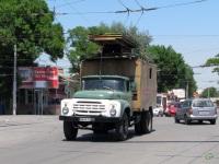Таганрог. Автомобиль службы контактной сети на базе ЗиЛ-130 (5895РДА)