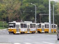 Будапешт. Tatra T5C5 №4124, Tatra T5C5 №4128