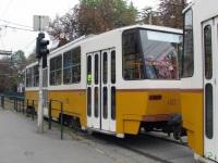 Будапешт. Tatra T5C5 №4122
