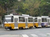 Будапешт. Tatra T5C5 №4019, Tatra T5C5 №4025