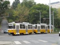 Будапешт. Tatra T5C5 №4126, Tatra T5C5 №4104