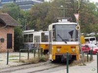 Будапешт. Tatra T5C5 №4105, Tatra T5C5 №4142