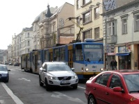 Острава. Tatra KT8D5 №1502