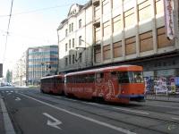 Острава. Tatra T3 №1025, Tatra T3 №1021
