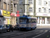 Острава. Tatra T3 №1001