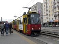 Варшава. Konstal 105N №1458