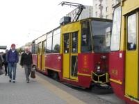 Варшава. Konstal 105N №1457