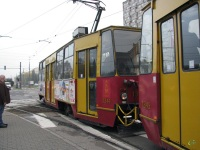 Варшава. Konstal 105Na №1341