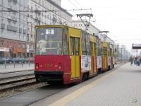 Варшава. Konstal 105Na №1342, Konstal 105Na №1341
