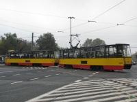 Варшава. Konstal 105N №1246, Konstal 105N №1245