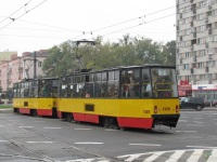 Варшава. Konstal 105N №1329