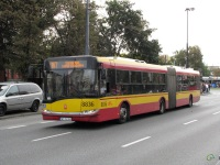 Варшава. Solaris Urbino 18 WX 56384