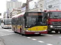 Варшава. Solaris Urbino 12 WX 55907