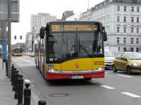 Варшава. Solaris Urbino 18 WX 69721