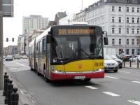 Варшава. Solaris Urbino 18 WI 0195G