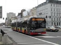 Варшава. Solaris Urbino 18 Hybrid WX 70285