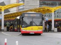 Варшава. Solaris Urbino 18 WI 9372C