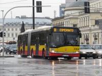 Варшава. Solaris Urbino 18 WX 70085