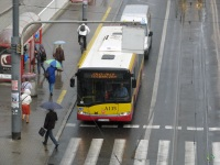 Варшава. Solaris Urbino 12 WU 76868
