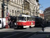 Прага. Tatra T3SUCS №7025