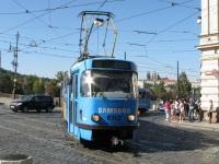 Прага. Tatra T3 №8362