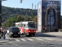 Прага. Tatra T3 №8334