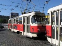 Прага. Tatra T3 №8335